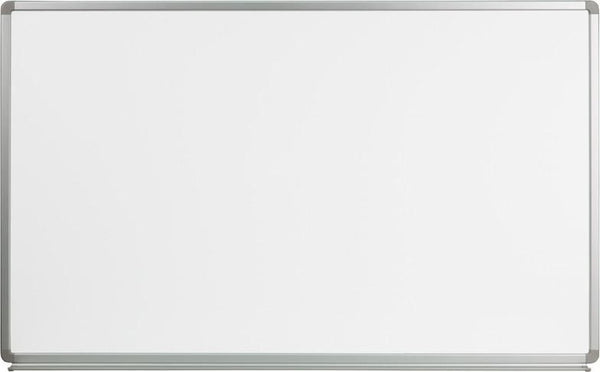 5' W X 3' H Magnetic Marker Board White