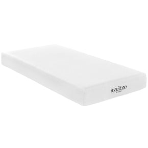 Aveline 8 Twin Mattress White