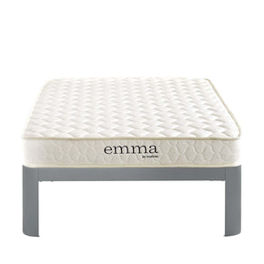 Emma 6 Twin Xl Mattress White