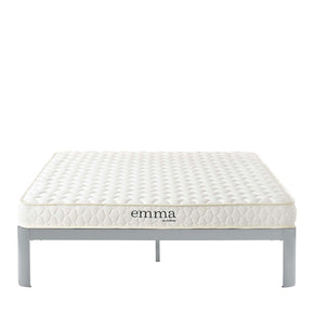 Emma 6 Full Xl Mattress White