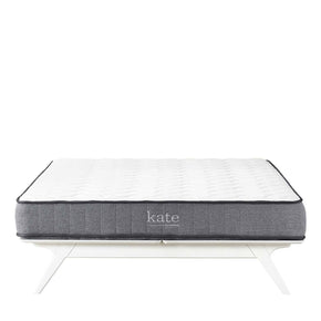 "Mattresses - Modway MOD-5777-WHI Kate 8"" Full Mattress 