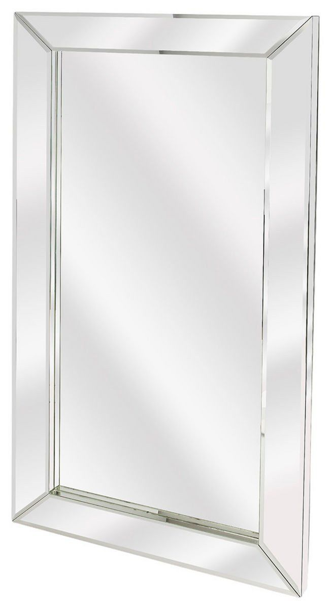 . Buy Butler Furniture BUT 4214146 Emerson Modern Rectangular Wall Mirror  Clear at Contemporary Furniture Warehouse