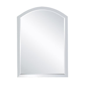 Herbron Arched Mirror Clear