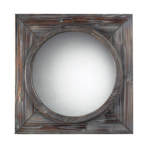 Bronwood Mirror Brown