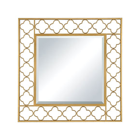 Aqaba Wall Mirror Antique Gold