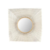 Zakros Wall Mirror Gold