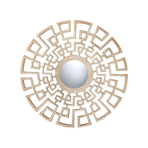 Ashkelon Wall Mirror Gold