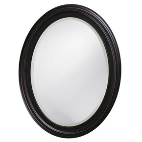 Howard Elliott HE-40108 George Oil Rubbed Bronze Oval Mirror | 852412401087 | $179.90. Mirrors. Buy today at http://www.contemporaryfurniturewarehouse.com