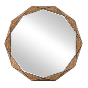 Aurelia Copper Mirror