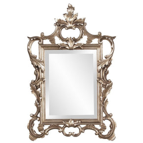 Andrews Scroll Mirror