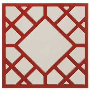 Anakin Red Lattice Mirror
