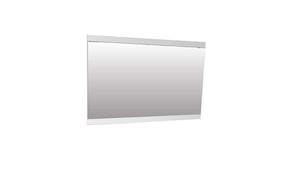 Anna Mirror High Gloss White