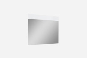 Diva Mirror High Gloss White