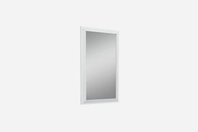 Abrazo Mirror High Gloss White