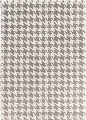 Frontier Geometric Area Rug Brown Neutral