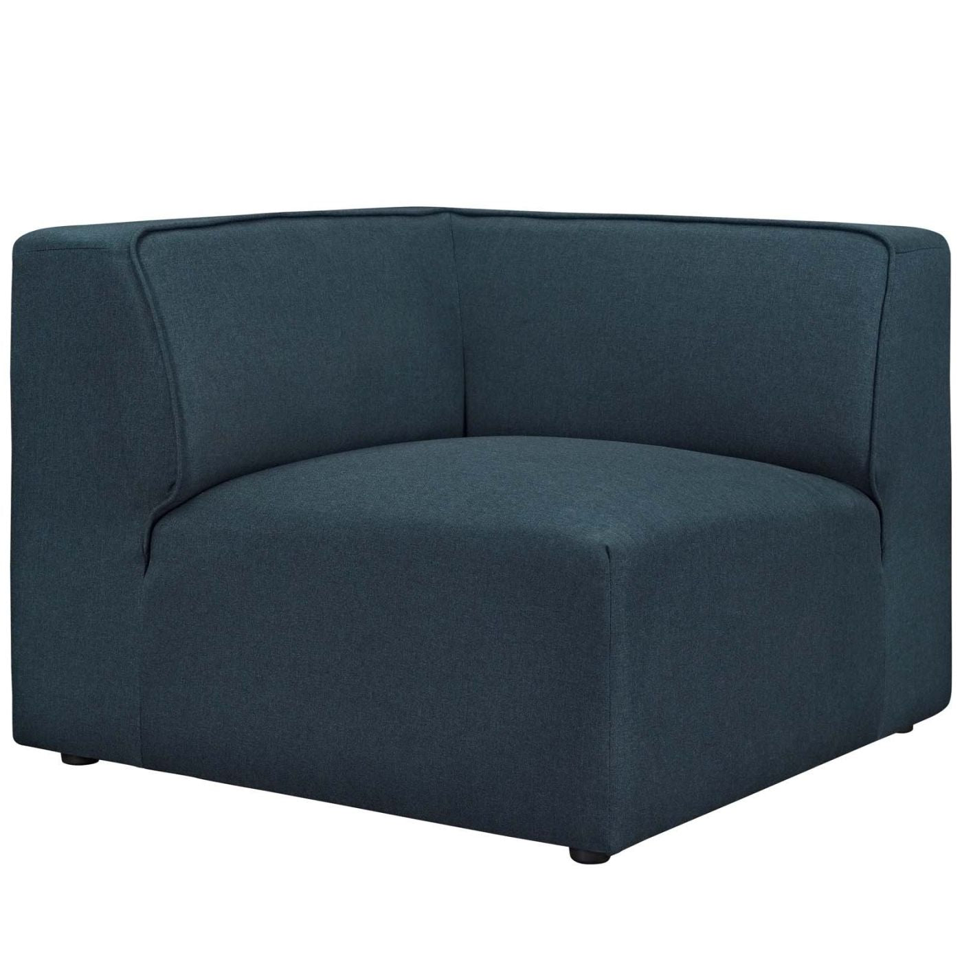 Modway modular sofas on sale. EEI-2728-BLU Mingle Corner Sofa only Only  $473.05 at Contemporary Furniture Warehouse