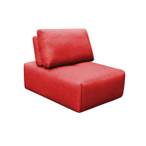 Red Sofas and Loveseats at Contemporary Furniture Warehouse