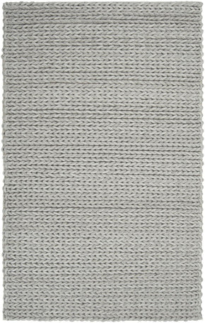Anchorage Solids And Borders Area Rug Neutral