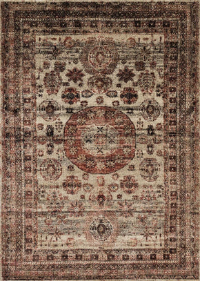 Multi, Rugs, Tan & Neutrals, Transitional - Loloi Rugs ANASAF-03CHML2740 Loloi Anastasia Champagne / Multi Area Rug | 885369251214 | Only $139.00. Buy today at http://www.contemporaryfurniturewarehouse.com