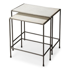 Carrera Transitional Rectangular Nesting Tables Multi-Color Table