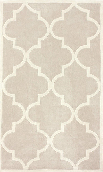 Nuloom Hand Tufted Fez Neutral Rug