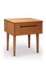 Sienna Nightstand Bamboo Carmalized