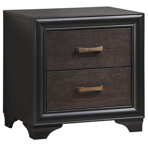 Madison Nightstand Walnut