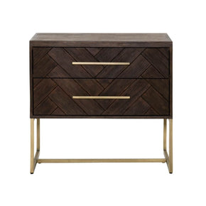 Nightstands - Orient Express Furniture 6048.RJAV Mosaic Nightstand Rustic Java | 842279102074 | Only $639.00. Buy today at http://www.contemporaryfurniturewarehouse.com