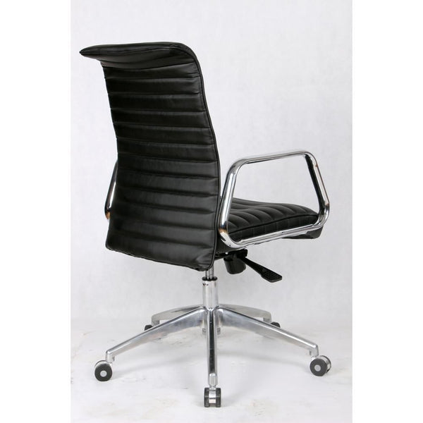 Ox Office Chair Mid Back Black