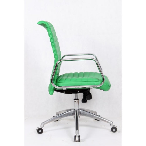 Ox Office Chair Mid Back Green