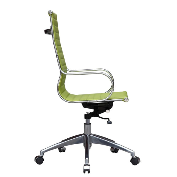 Twist Office Chair High Back Green
