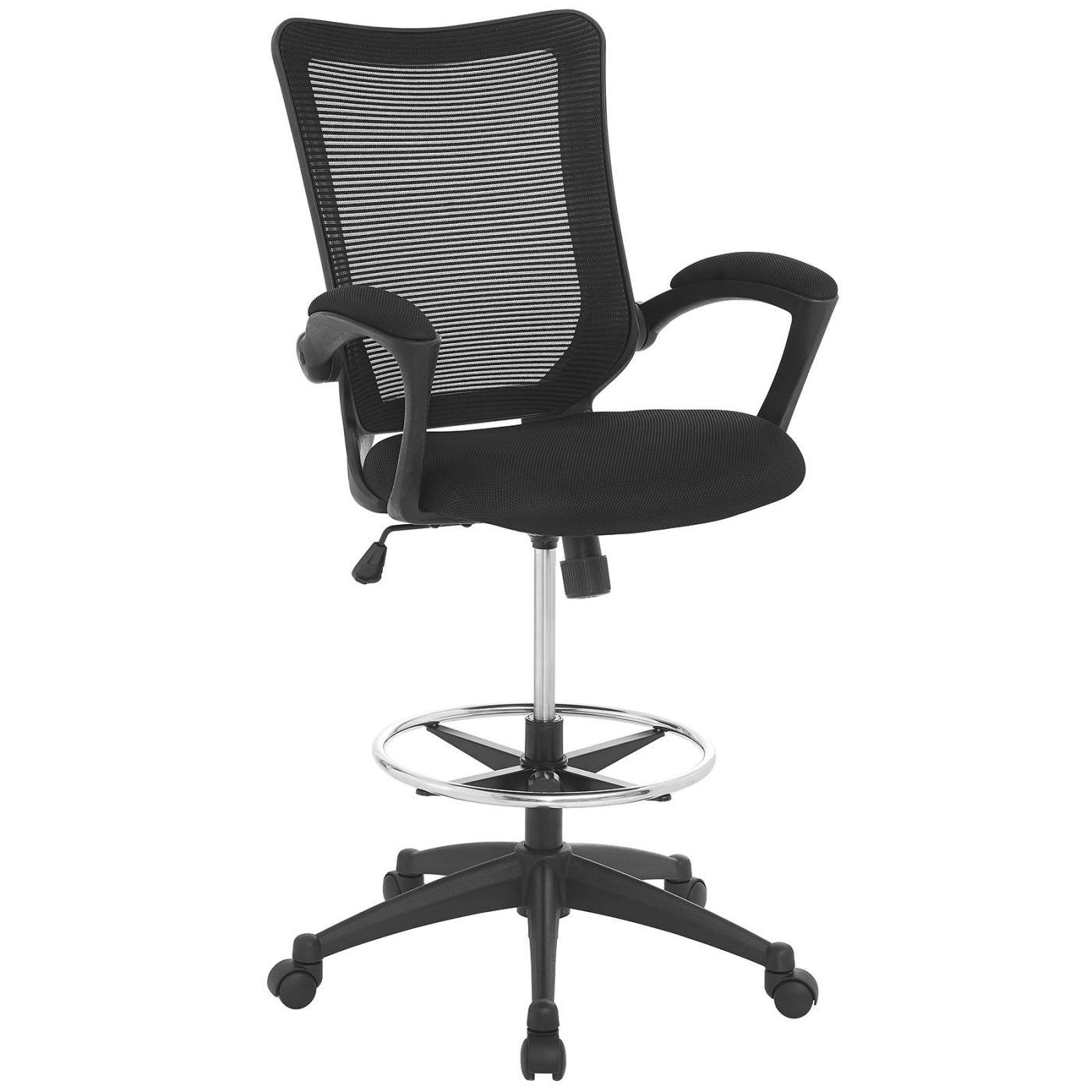 Project Drafting Chair Black Office ...