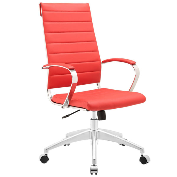 Office Chairs - Modway EEI-272-RED Jive Highback Modern Office Chair | 848387042233 | Only $232.00. Buy today at http://www.contemporaryfurniturewarehouse.com