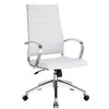 Office Chairs - Modway EEI-272-WHI Jive Highback Modern Office Chair | 848387005740 | Only $218.55. Buy today at http://www.contemporaryfurniturewarehouse.com