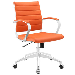 Office Chairs - Modway EEI-273-ORA Jive Mid Back Office Chair | 848387042264 | Only $173.00. Buy today at http://www.contemporaryfurniturewarehouse.com