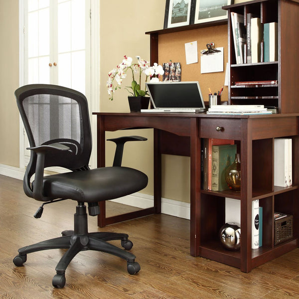 Pulse Faux Leather Office Chair