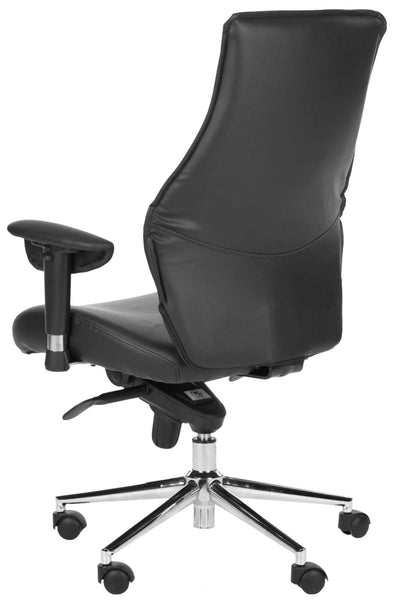 Irving Desk Chair Black Office
