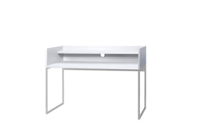 Oslo Home Office Desk Pure White