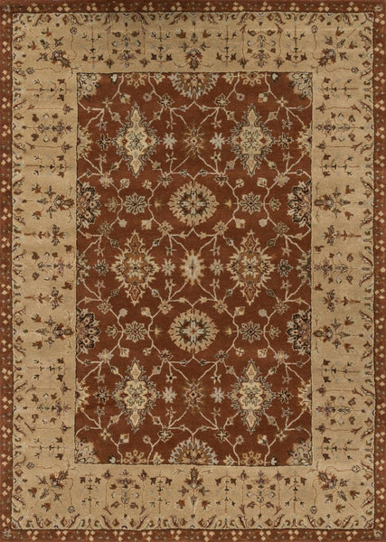 Loloi Elmwood Rust / Lt. Gold Area Rug