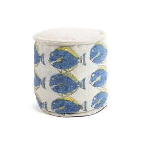 School Of Fish Pouf Ottoman