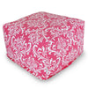 Hot Pink French Quarter Large Ottoman