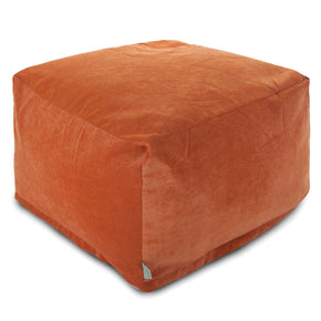 Villa Orange Large Ottoman