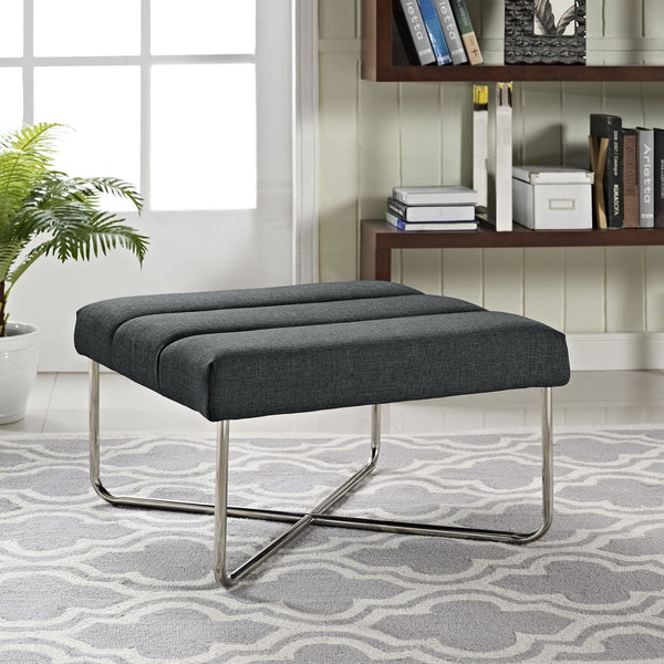 Reach Upholstered Ottoman