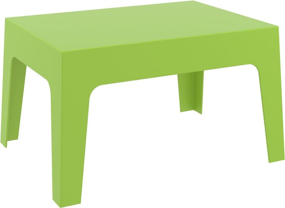 Compamia Box Resin Outdoor Center Table Tropical Green ISP064-TRG ...