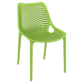 Outdoor Dining Chairs - Compamia ISP014-TRG Air Outdoor Dining Chair Tropical Green (Set of 2) | 8697443556564 | Only $249.99. Buy today at http://www.contemporaryfurniturewarehouse.com