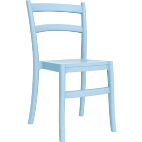 Exceptionnel Tiffany Dining Chair Light Blue (Set Of 2)
