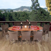 Rennaisance 9-pc Dining Set