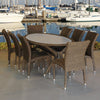 Bari 9-pc Dining Set