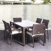 Liberty 7-Pc Dining Set Outdoor
