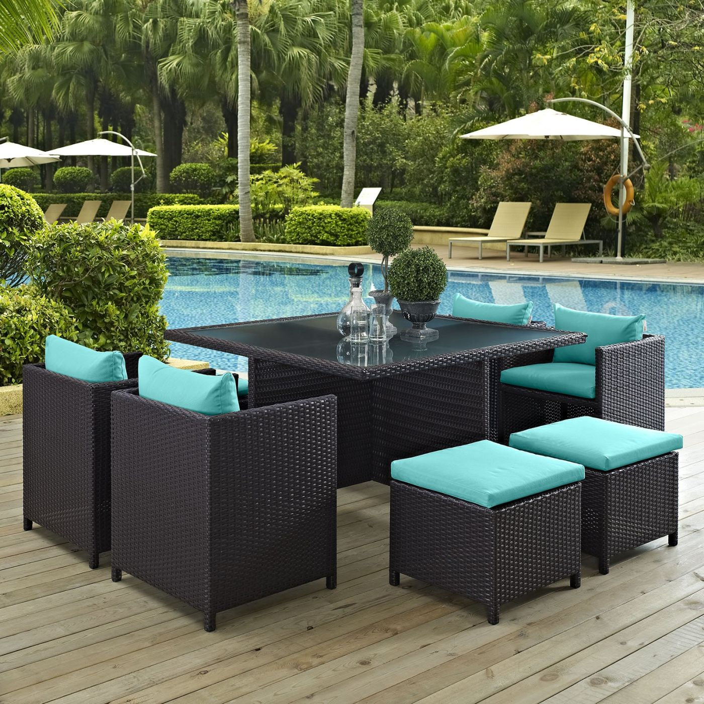 piece ip long set extra com outdoor with table patio dining traditions hanover walmart